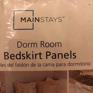 mainstay Bedding - Mainstay Bedskirt Panels